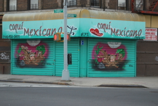 Coqui Mexicano - Welcome To The Living Room Of the Melrose Community!